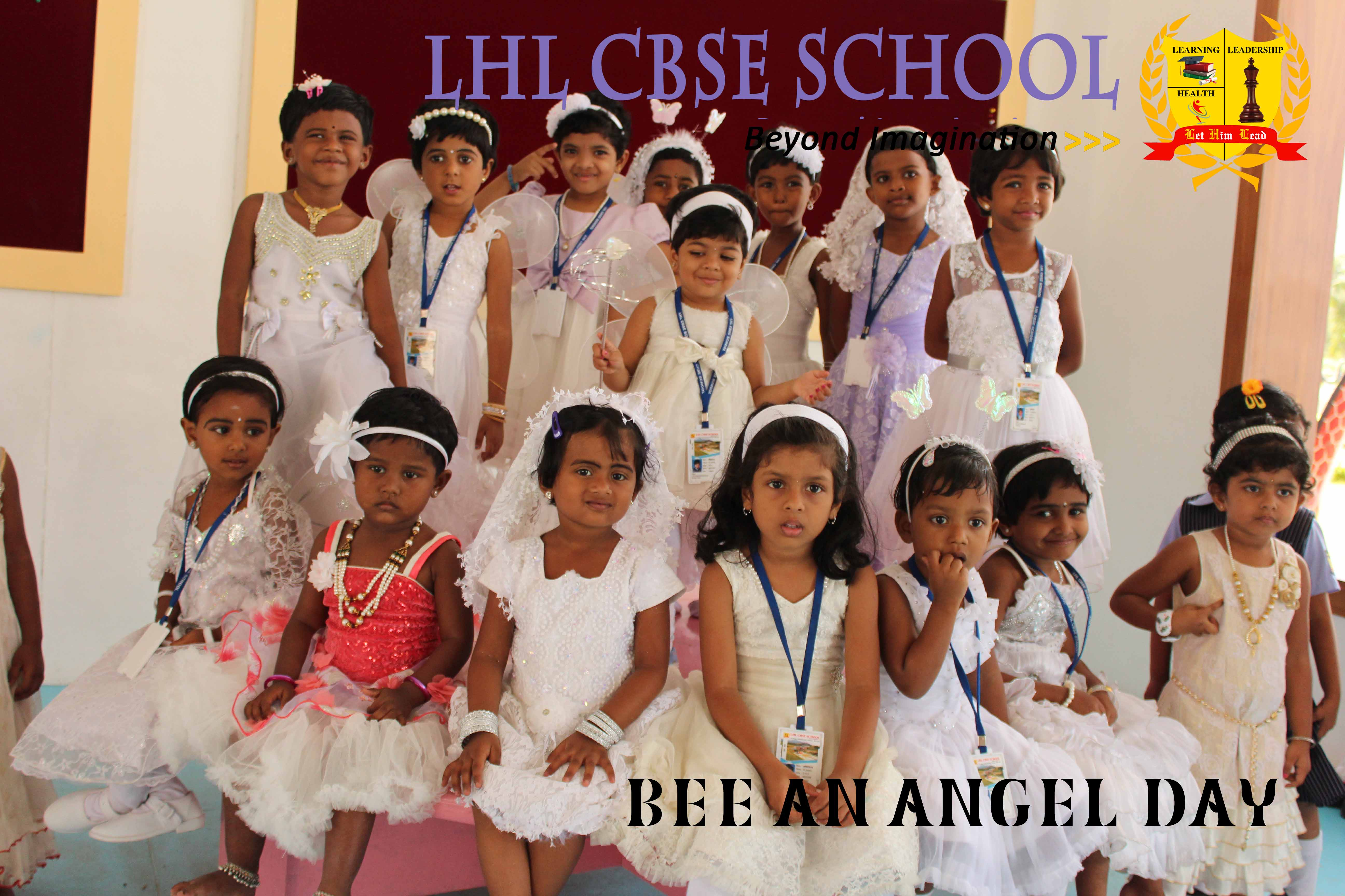 lhl-bee an angel day