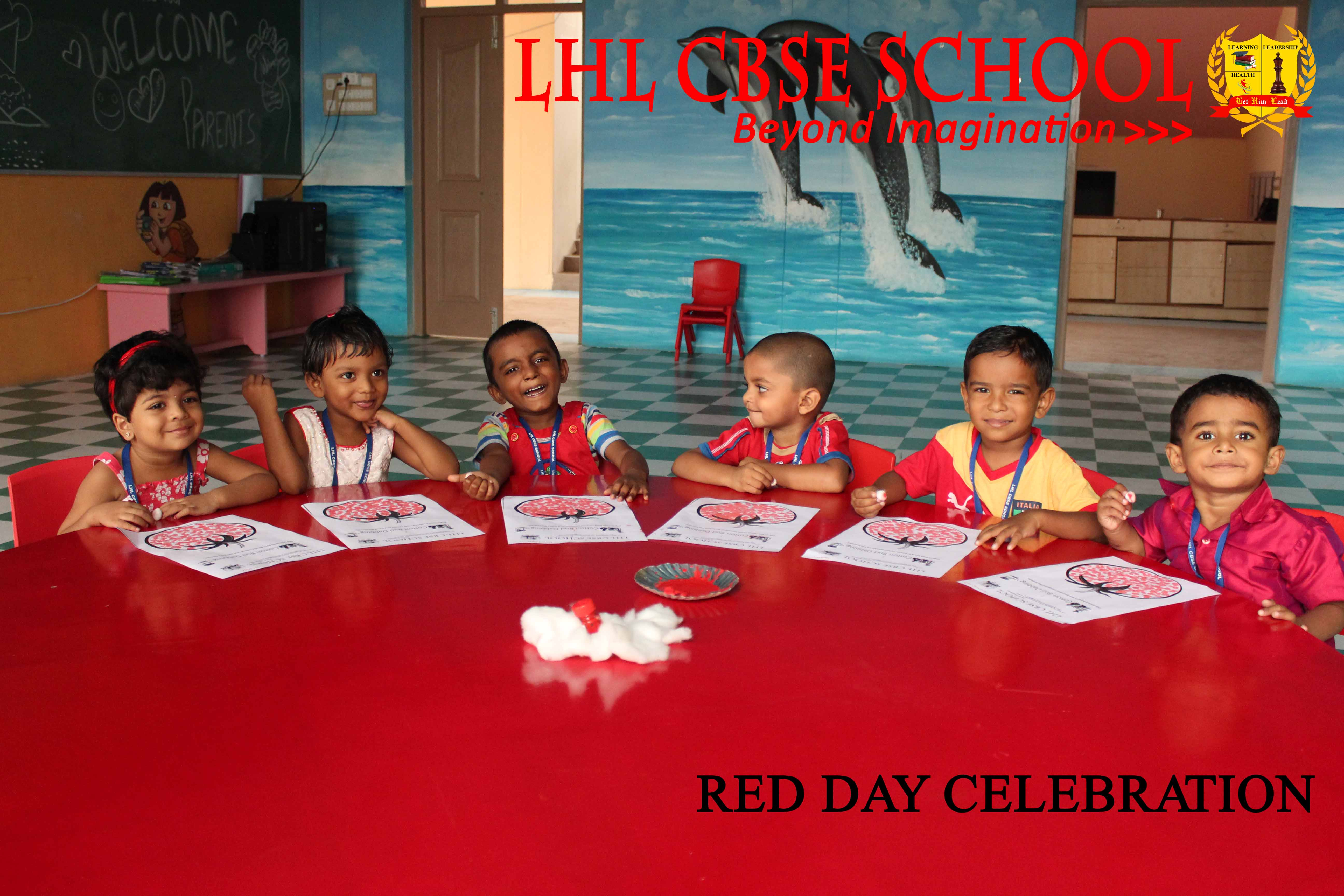 lhl-red day celebration